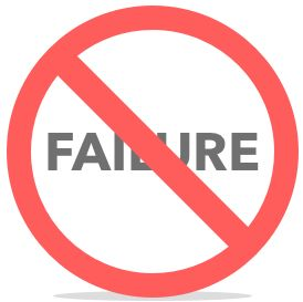failure - not